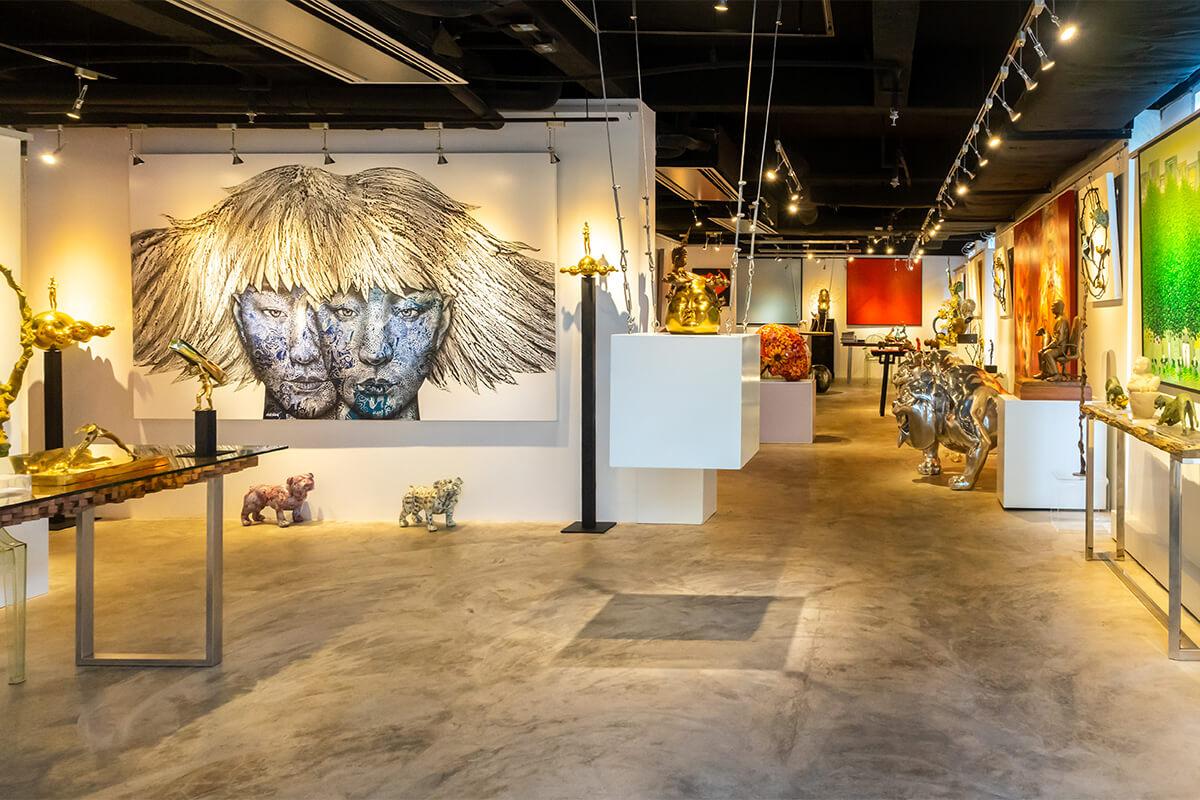 Vì sao phòng trưng bày nghệ thuật lại quan trọng với chúng ta?