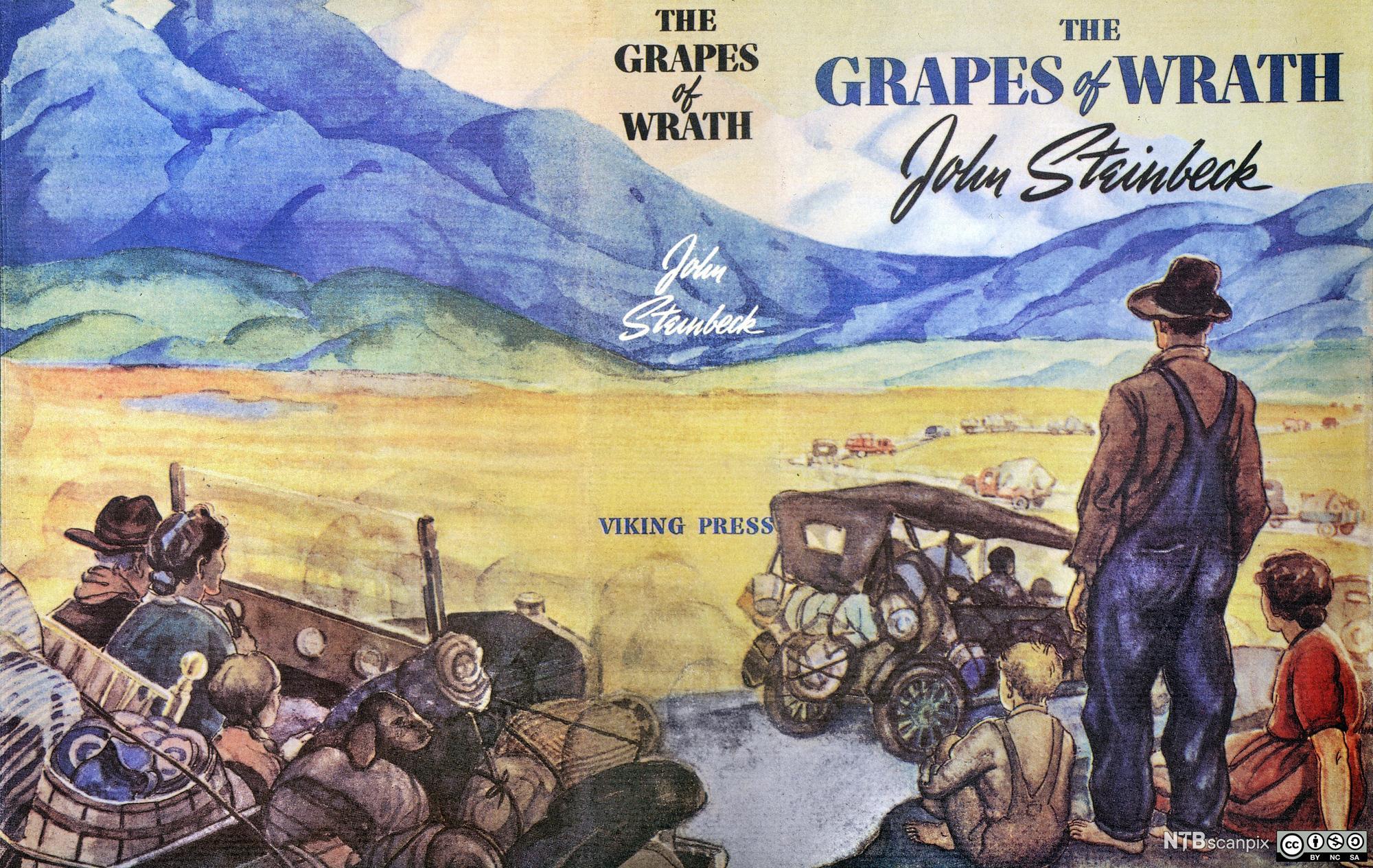 'Chùm nho phẫn nộ' – bức tranh sinh động về nông thôn nước Mỹ đầu thế kỷ 20