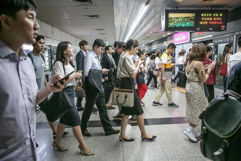 Hai mặt của văn hóa sống gấp rút 'ppalli-ppalli' ở Hàn Quốc