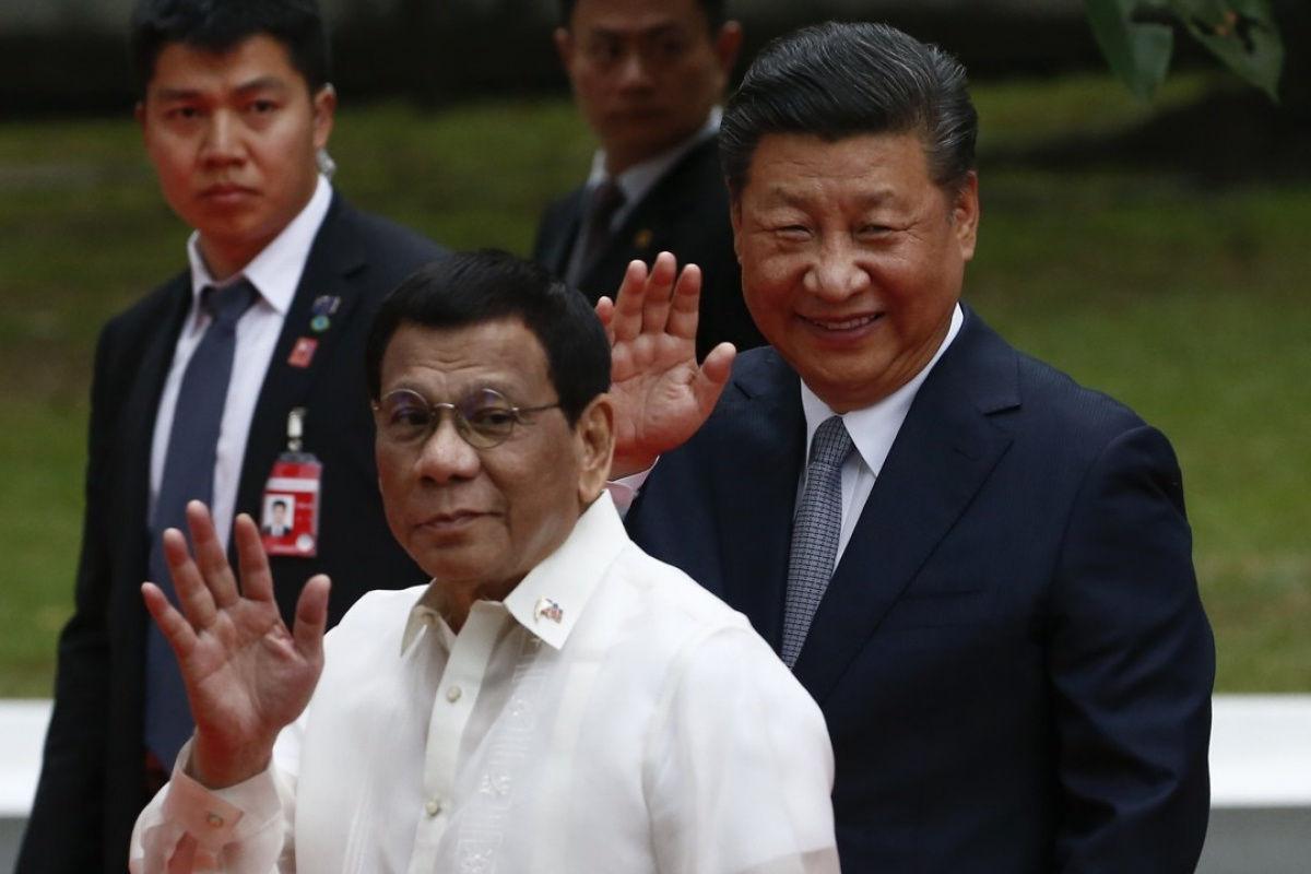 4 năm xoay trục sang Trung Quốc: Sự vỡ mộng của Tổng thống Duterte