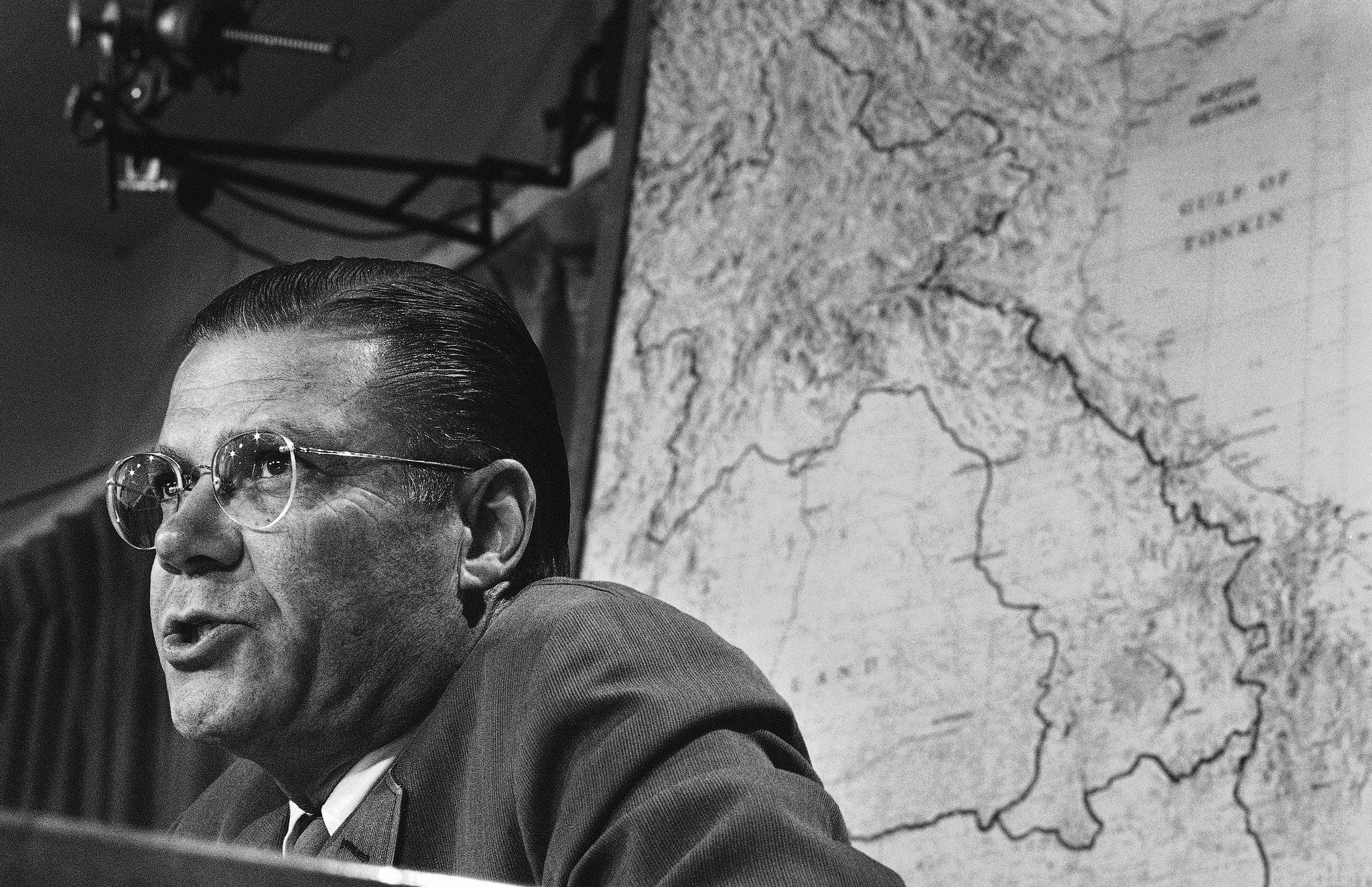 Nhìn lại vai trò của McNamara trong Chiến tranh Việt Nam