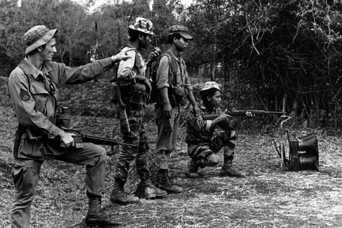 Cái nhìn của người Mỹ về vai trò của FULRO trong Chiến tranh Việt Nam