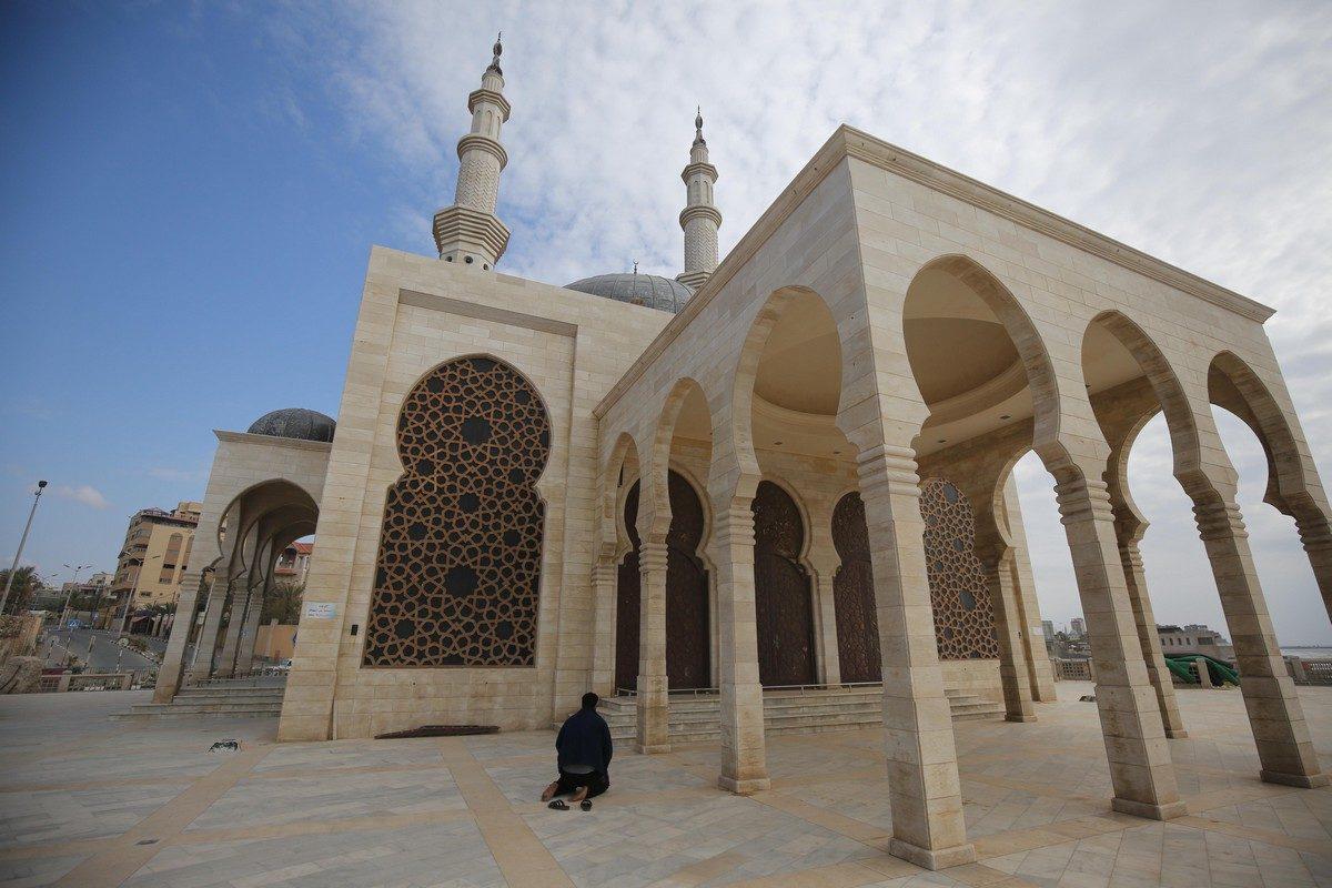 Khám phá những đặc điểm nổi bật của kiến trúc cổ Hồi giáo