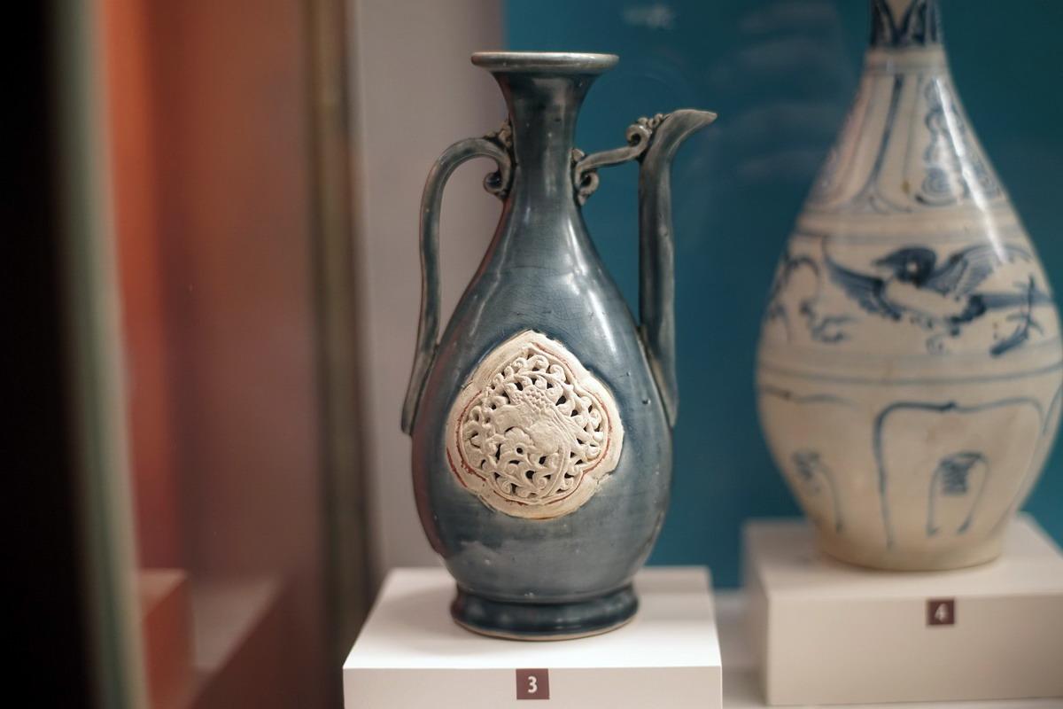 Chùm ảnh: Gốm Chu Đậu – sự hồi sinh của một dòng gốm cổ