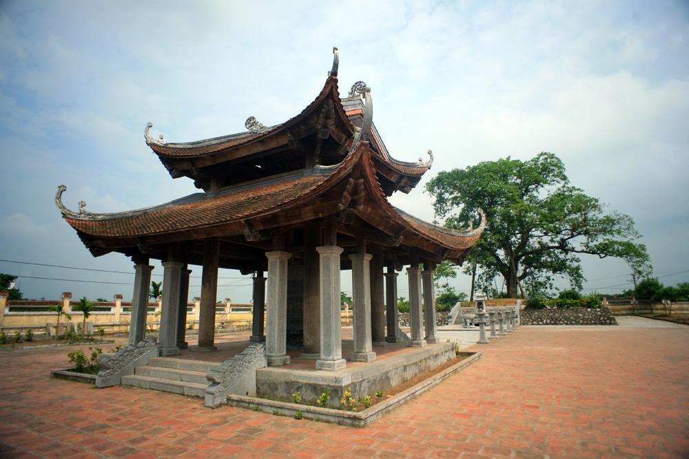 Chùm ảnh: Thăm nơi an nghỉ của Thái sư Trần Thủ Độ