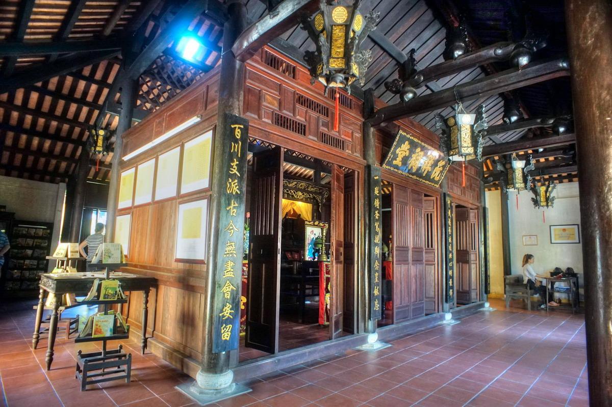 Chùm ảnh: Ghé thăm nhà thờ tộc Nguyễn Tường ở Hội An