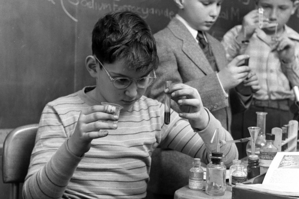 Chùm ảnh: Bên trong trường đào tạo thiên tài nhí ở Mỹ năm 1948