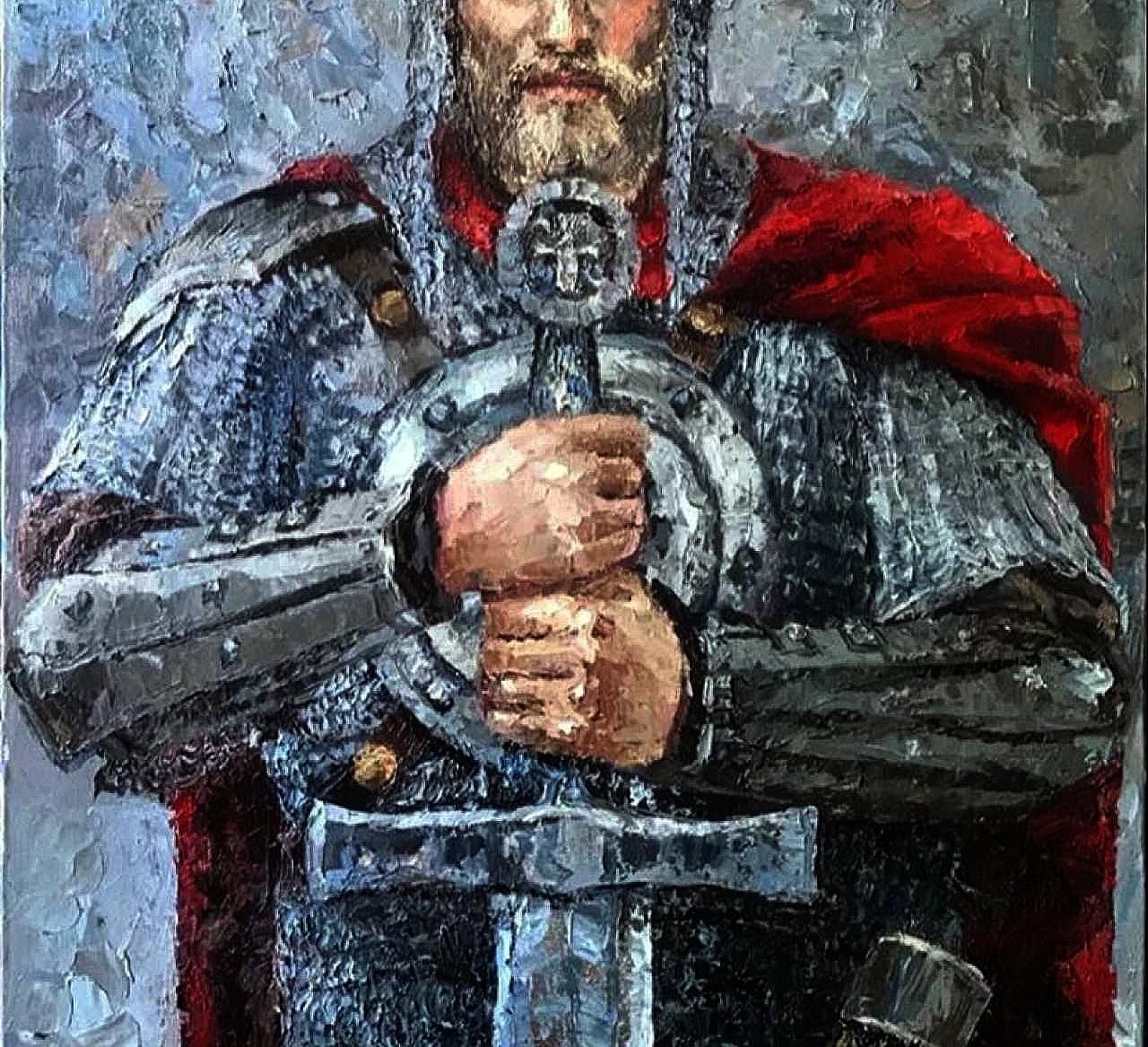 Về người chiến binh đầu bạc
