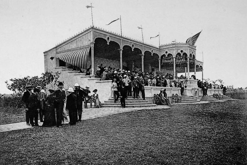 Chuyện ít người biết về đua ngựa ở Hà Nội thời thuộc địa