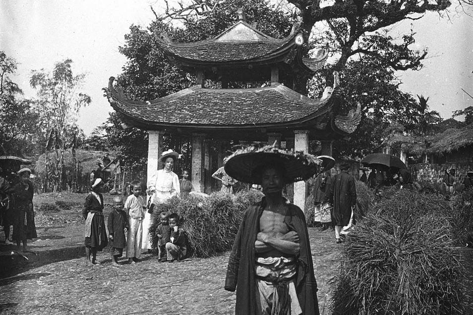 Việt Nam năm 1904-1907 trong loạt ảnh của một phụ nữ Anh
