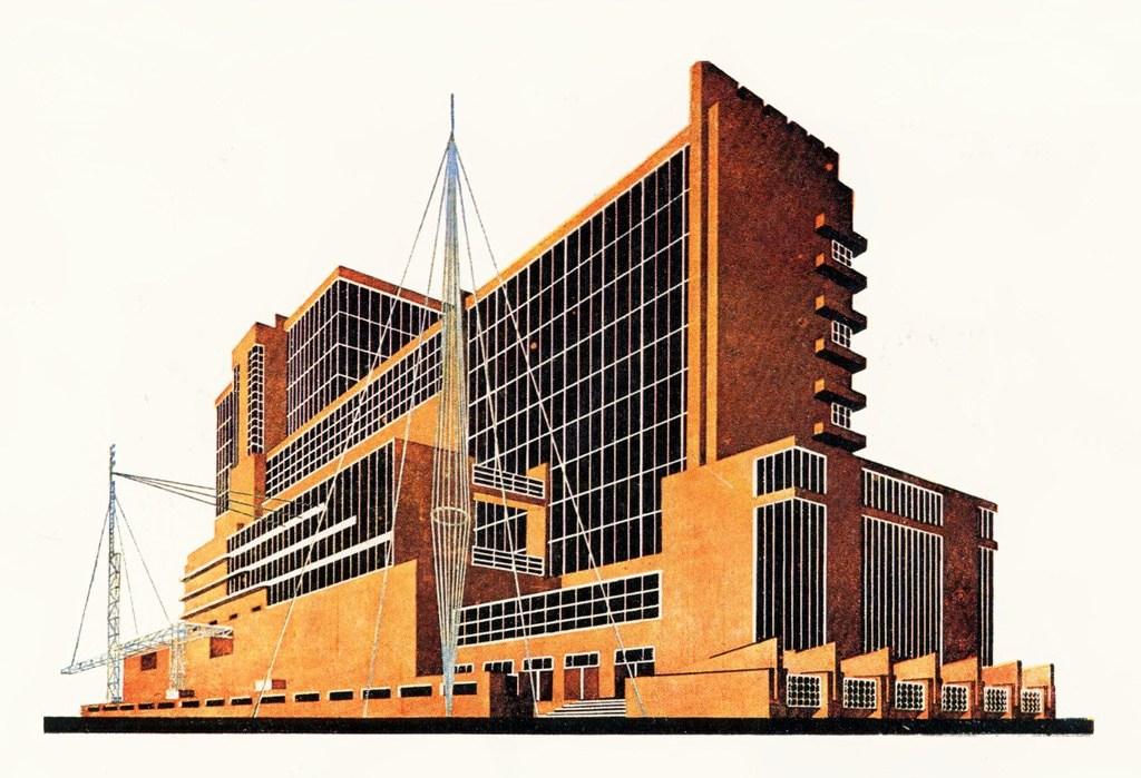 12 phong cách của chủ nghĩa Hiện đại trong kiến trúc