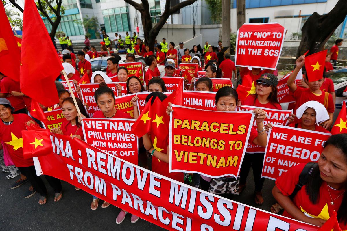 Cái nhìn của giới trẻ về Trung Quốc và việc giành lại Hoàng Sa