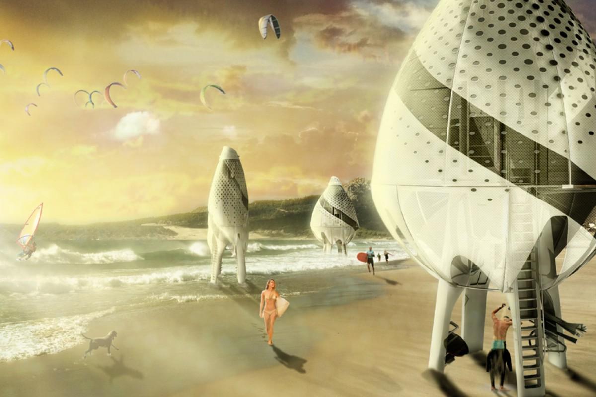 Bán về nền nghệ thuật của tương lai