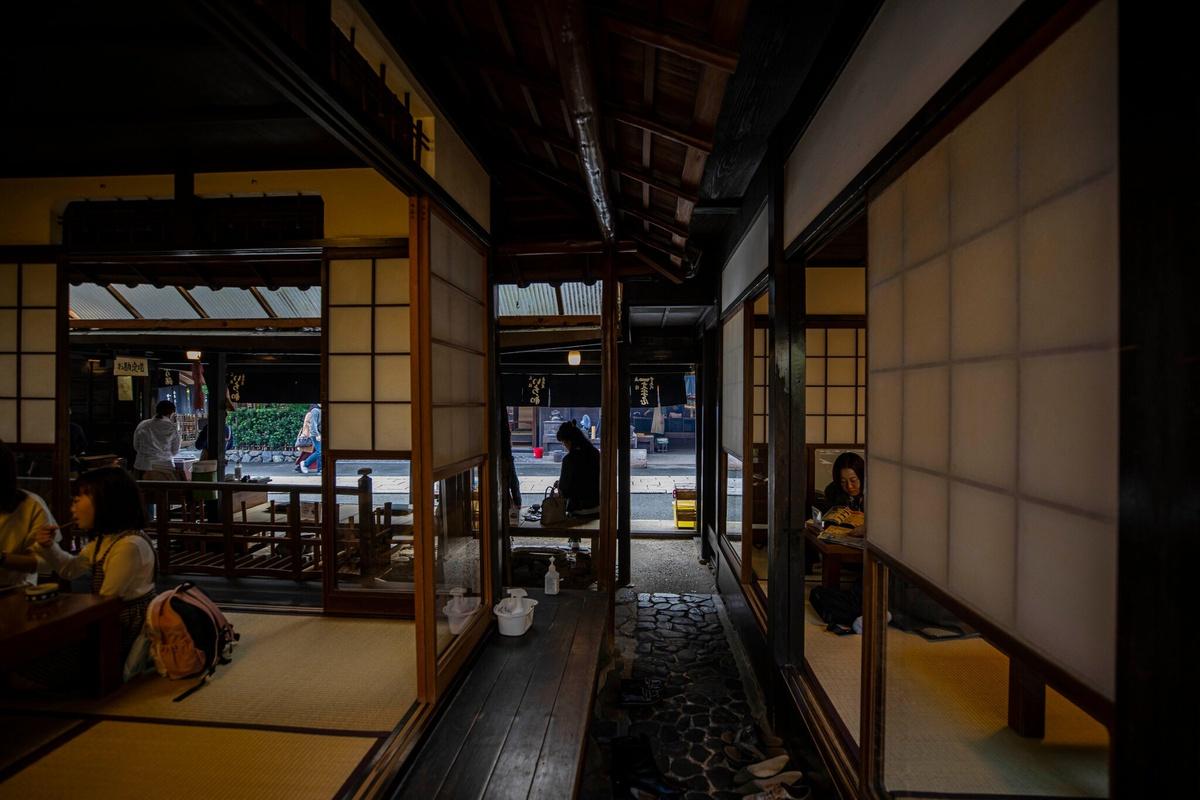 Chùm ảnh: Ichiwa – cửa hiệu hơn 1.000 năm tuổi ở Nhật Bản