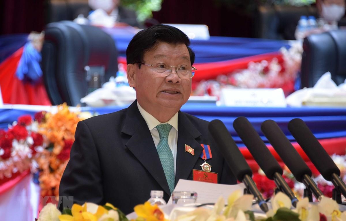 Hàm ý từ sự thay đổi lãnh đạo cấp cao ở Lào sau Đại hội 11