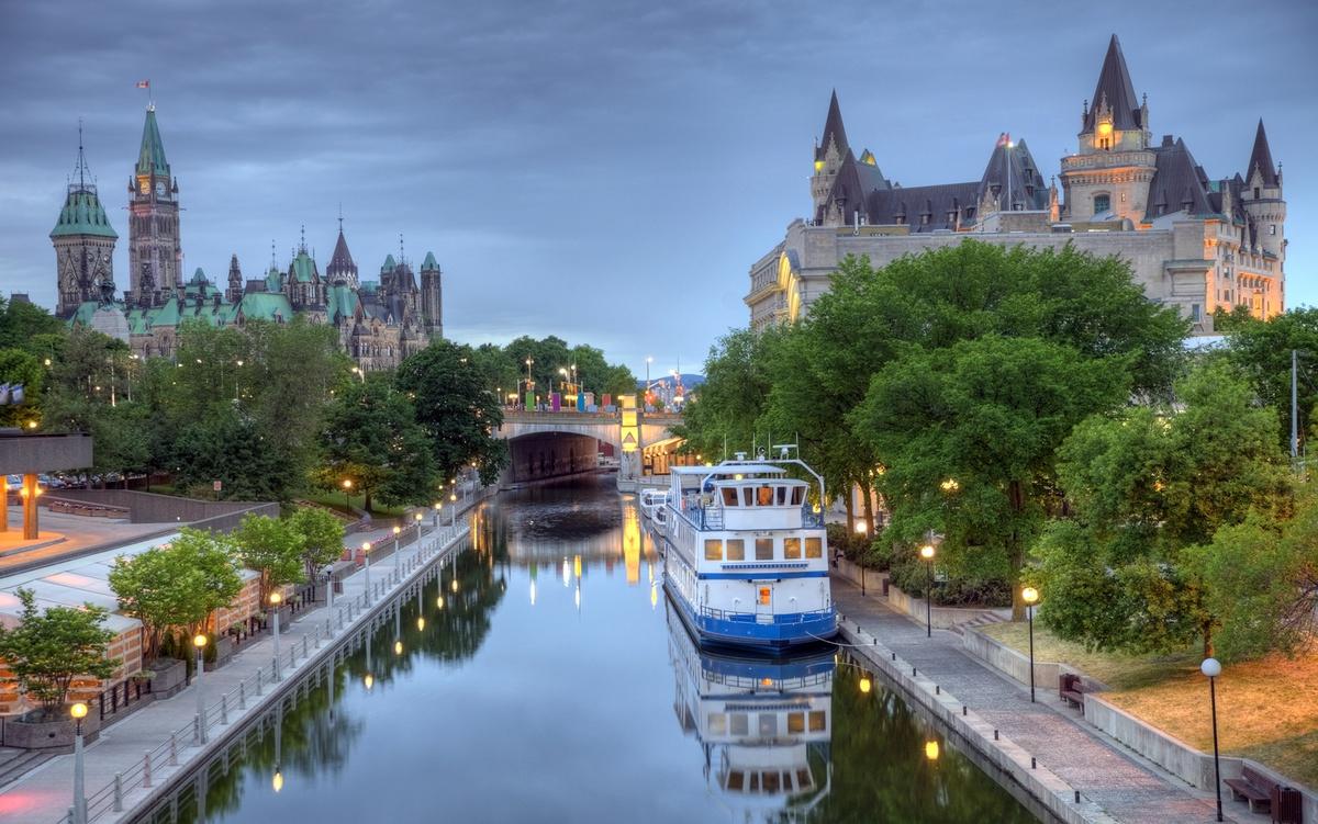 Chùm ảnh: Những hệ thống kênh đào nổi tiếng khắp thế giới