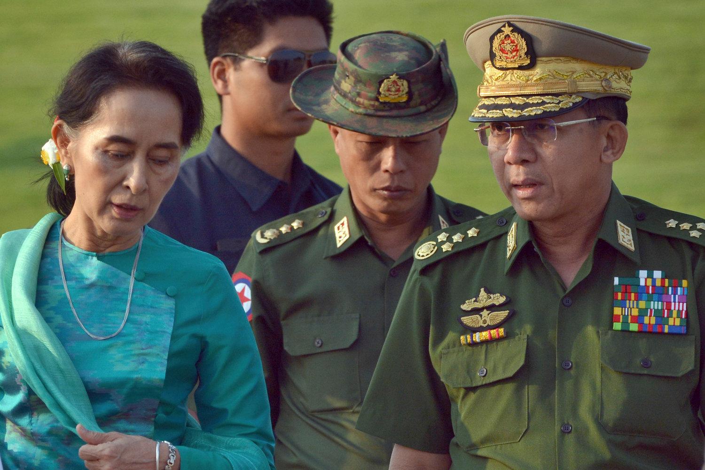 Thế giới lại một lần nữa hiểu sai về 'ẩn số' Myanmar