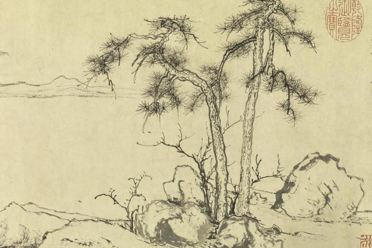 Những điều thú vị về hội họa truyền thống Trung Hoa