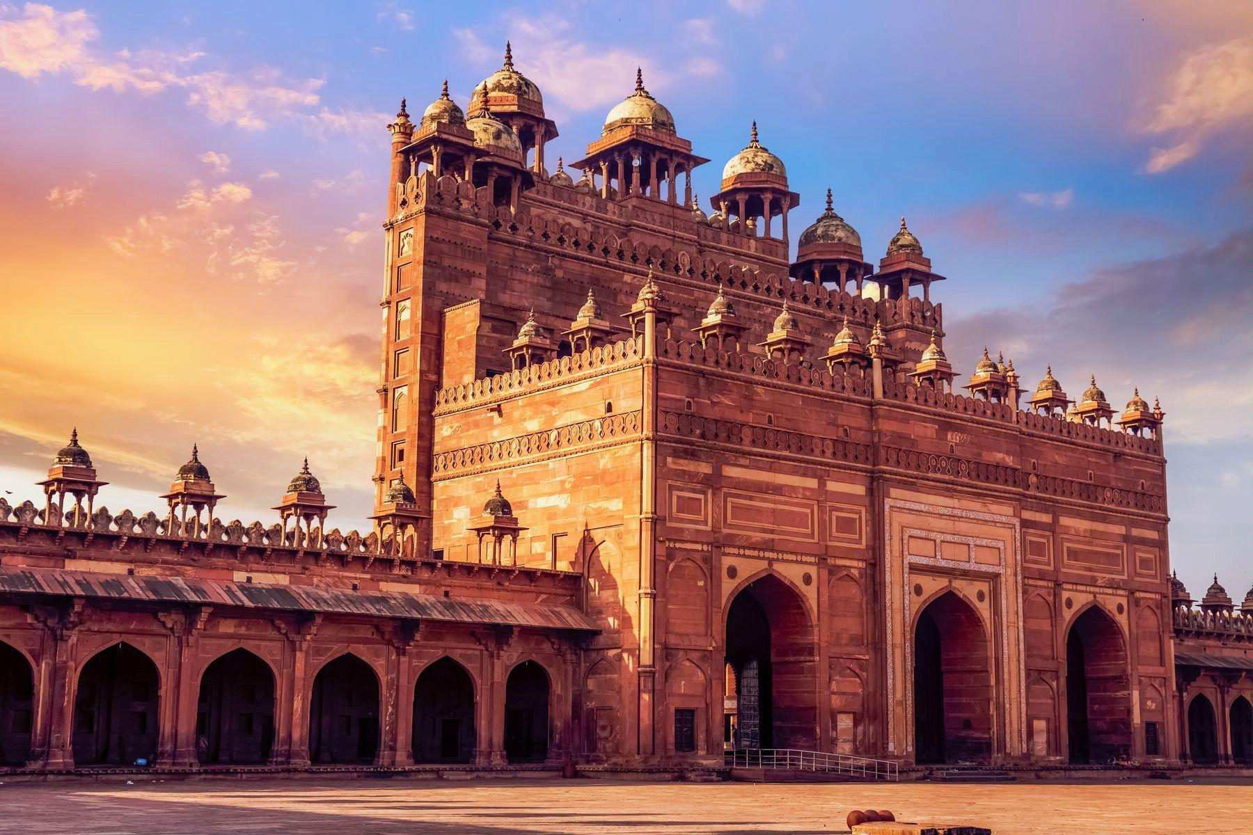 Chùm ảnh: Những cánh cổng lịch sử nổi tiếng trên khắp thế giới