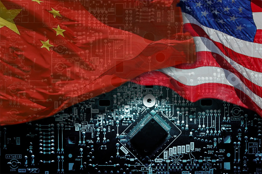 'Gót chân Achilles' của Trung Quốc trong cuộc chiến công nghệ với Mỹ