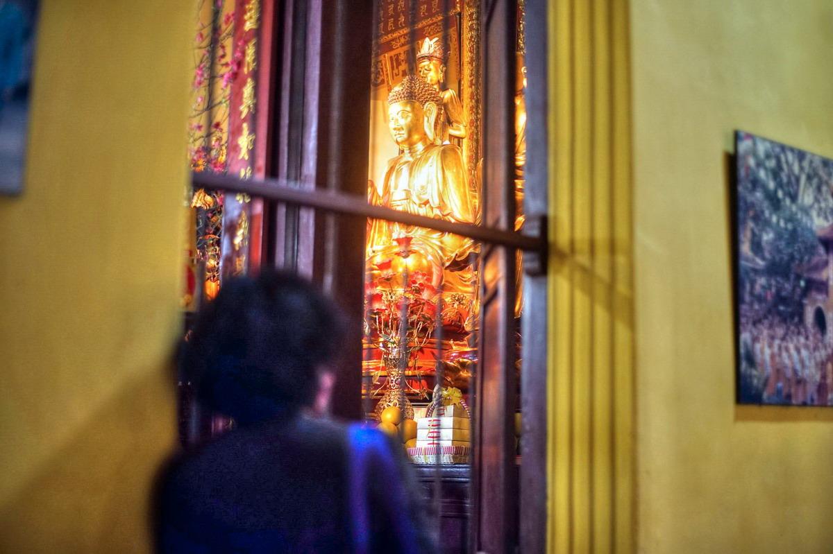Chùm ảnh: Chùa Quán Sứ – ngôi chùa dành cho người ngoại quốc ở Hà Nội xưa