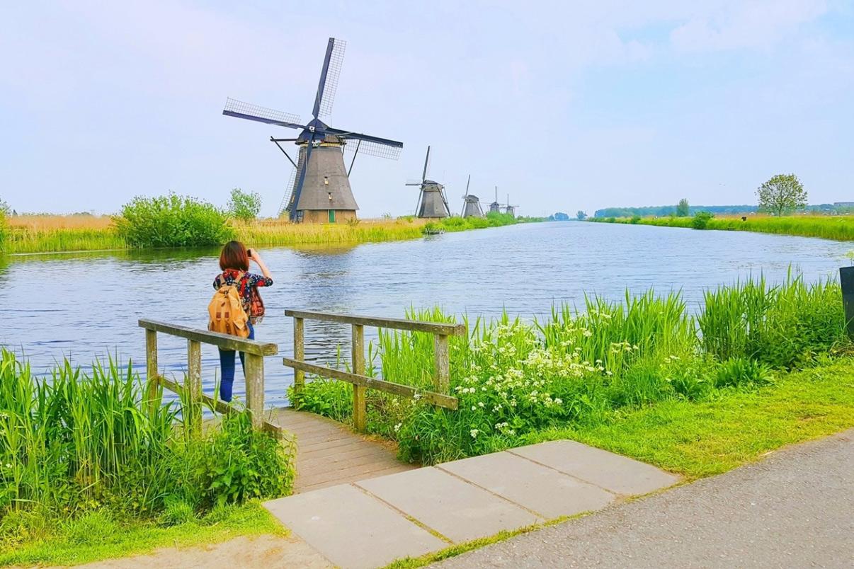 Chùm ảnh: 7 trải nghiệm thú vị không thể bỏ qua ở đất nước Hà Lan