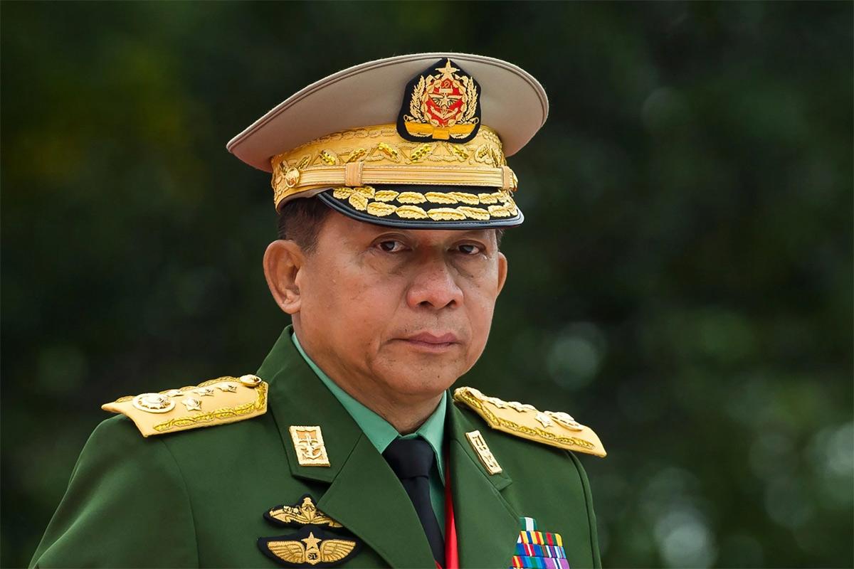 Thống tướng Min Aung Hlaing – người đứng sau chính biến Myanmar là ai?