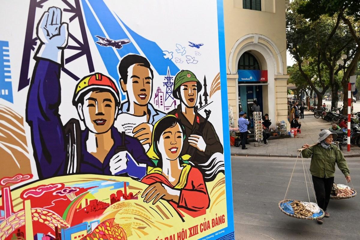Khái quát về hệ thống chính trị Việt Nam hiện nay