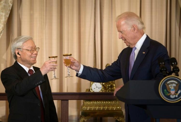 Quan hệ Việt – Mỹ thời Biden: Những trở ngại cần vượt qua