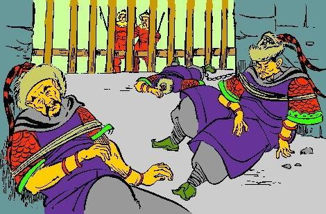 Chuyệ nhà Trần bốn lần trói sứ giả Mông Cổ vì tội 'uốn lưỡi cú diều'