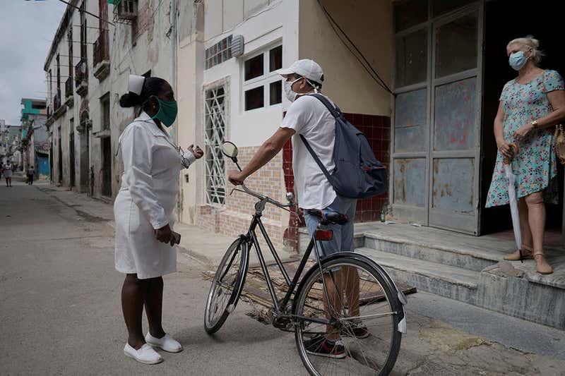 Cuba thời COVID-19: 'Chủ nghĩa xã hội vắc-xin' của một cường quốc y tế