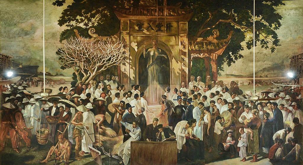 Victor Tardieu – người đặt nền móng cho nền mỹ thuật hiện đại Việt Nam