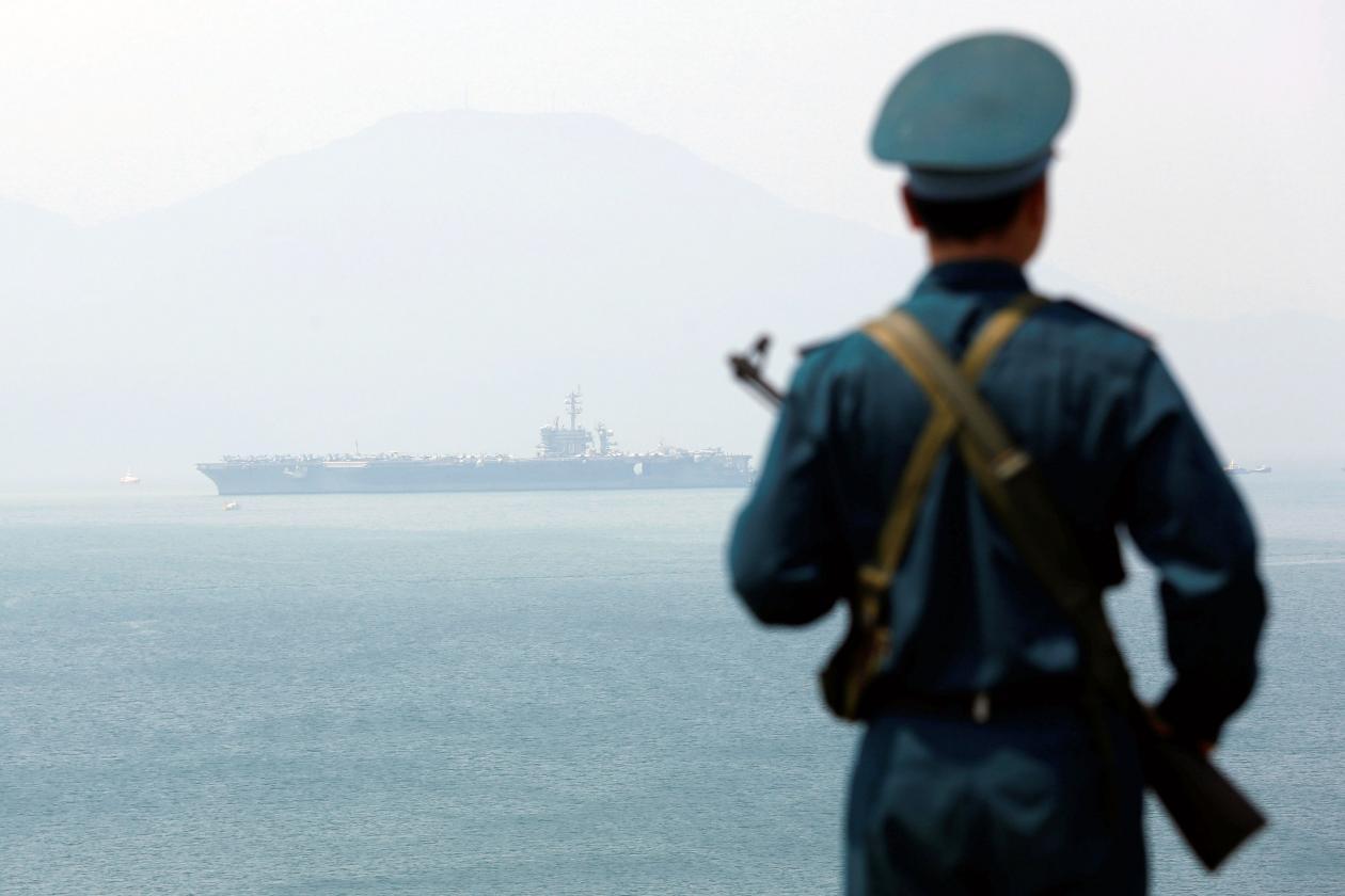 Việt Nam muốn gì từ Mỹ trong giải quyết tranh chấp Biển Đông?