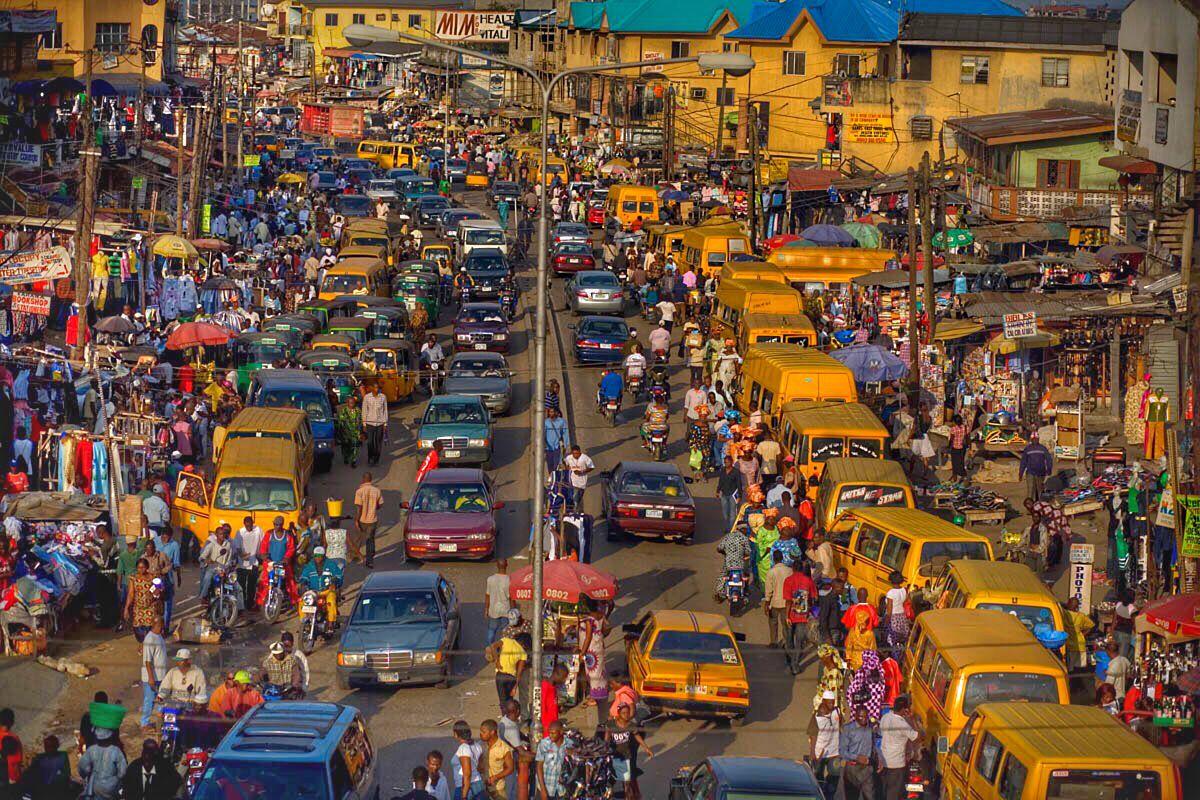 Câu chuyện từ Lagos – thành phố quyết không bị nước biển nhấn chìm