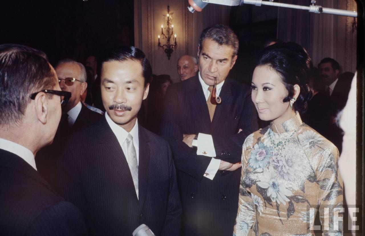 Chuyện tình nóng bỏng của mỹ nữ Sài Gòn trước 1975