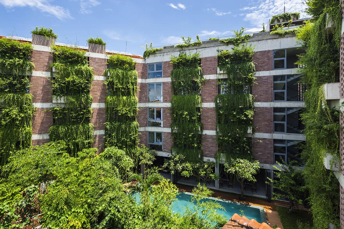 Tương lai nào cho kiến trúc xanh ở Việt Nam?