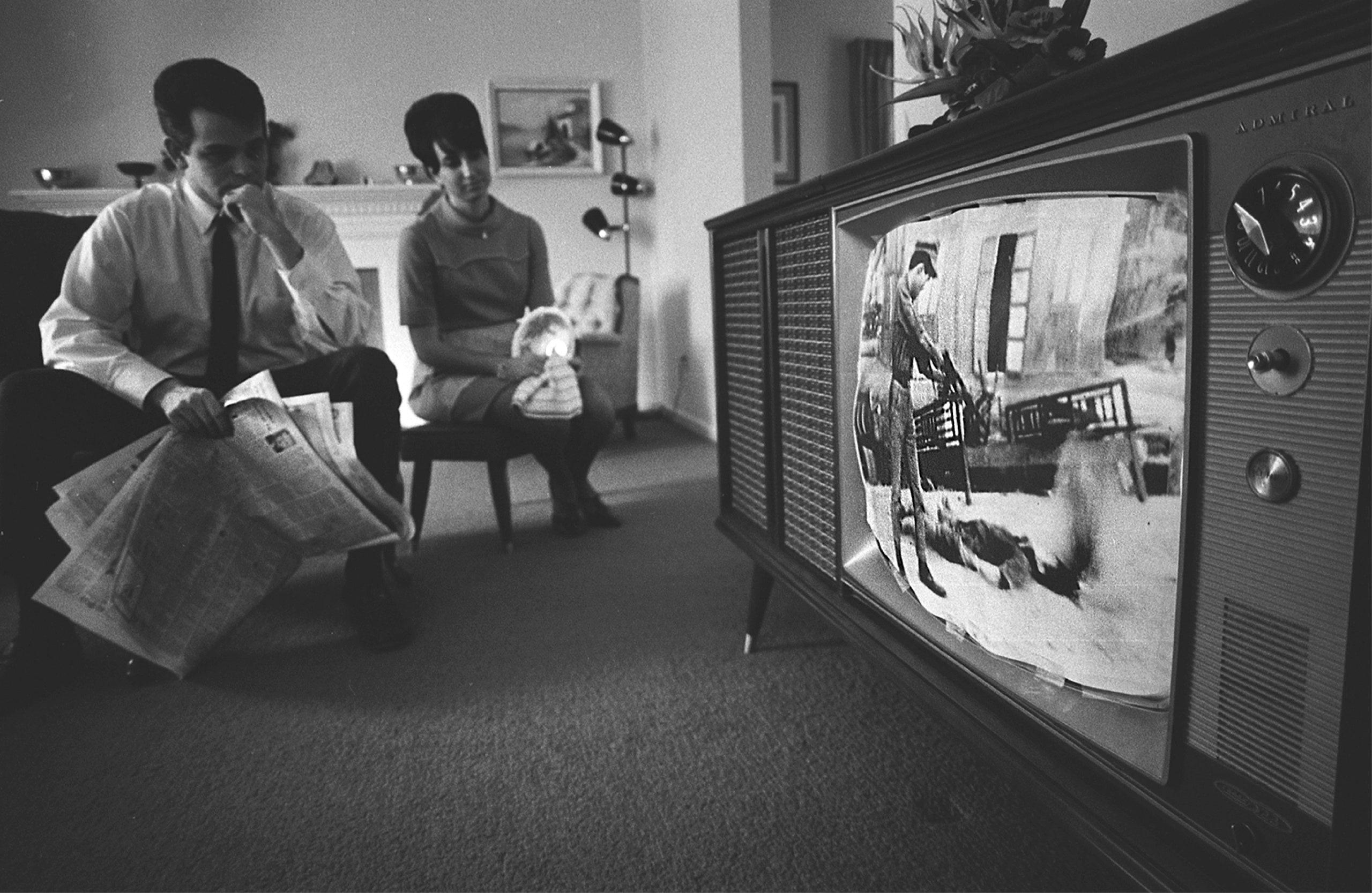 Vai trò của truyền hình trong diễn biến Chiến tranh Việt Nam