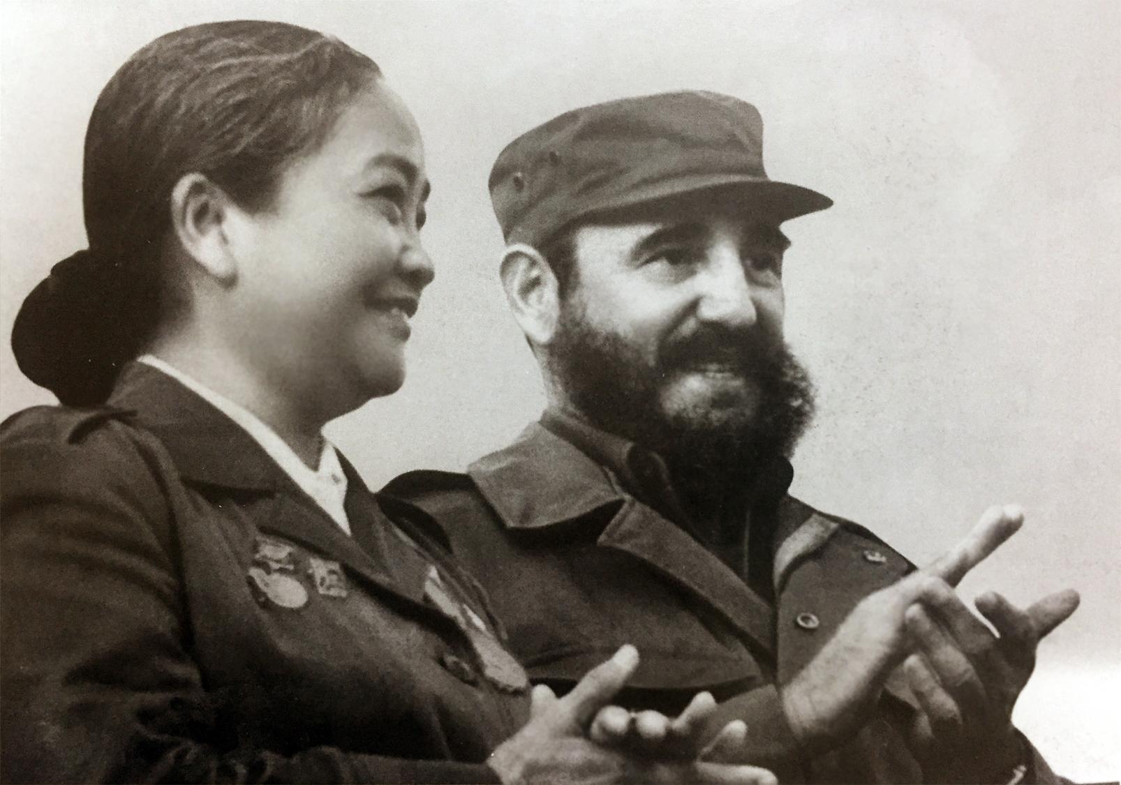 Tướng Nguyễn Thị Định – người phụ nữ huyền thoại Việt Nam