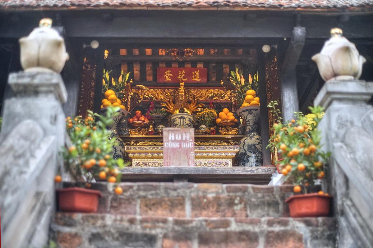 Chùm ảnh: Chùa Một Cột – ngôi chùa biểu tượng của nền văn hiến Việt