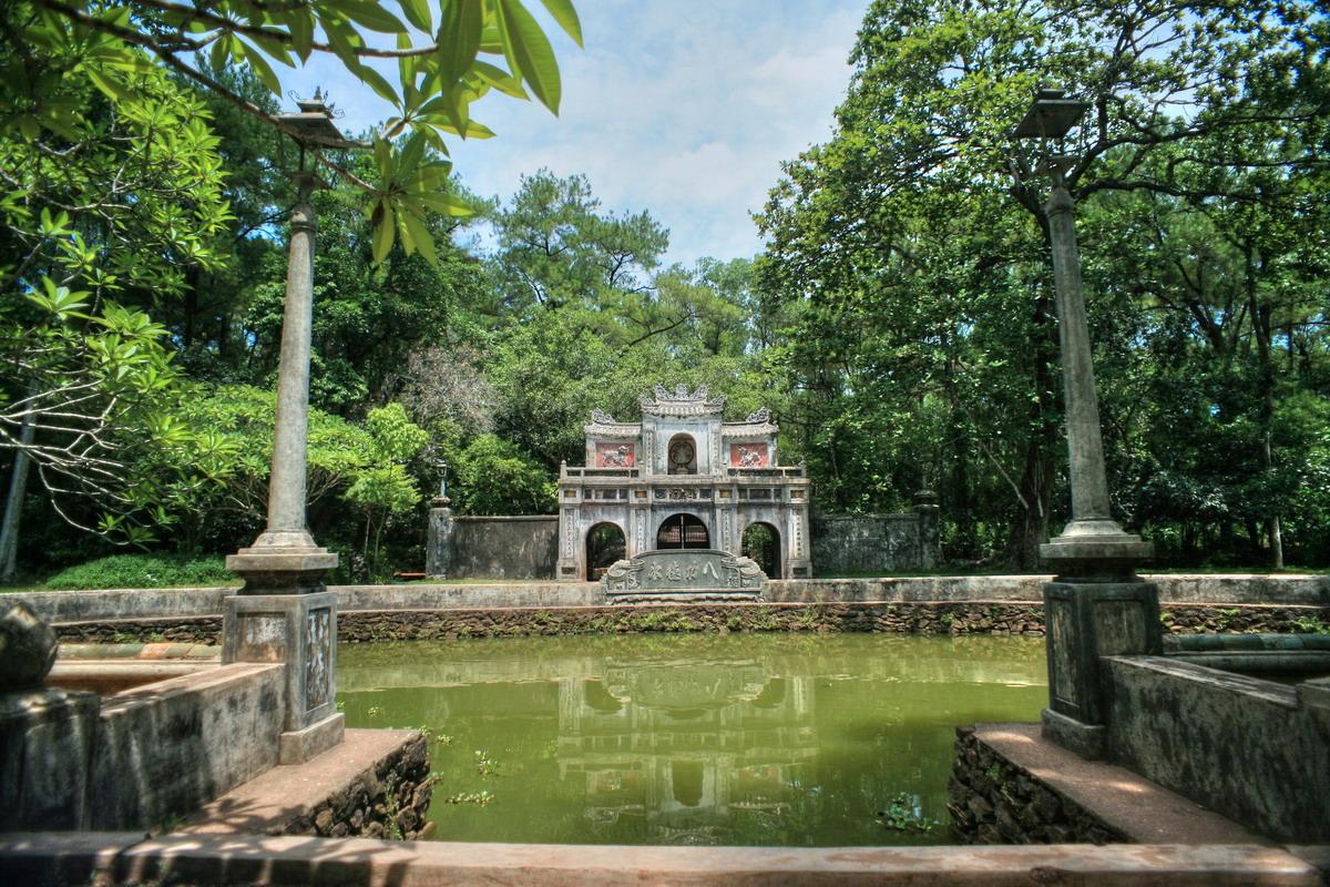 Chùm ảnh: Chùa Từ Hiếu – ngôi chùa có lịch sử đặc biệt của đất Cố đô