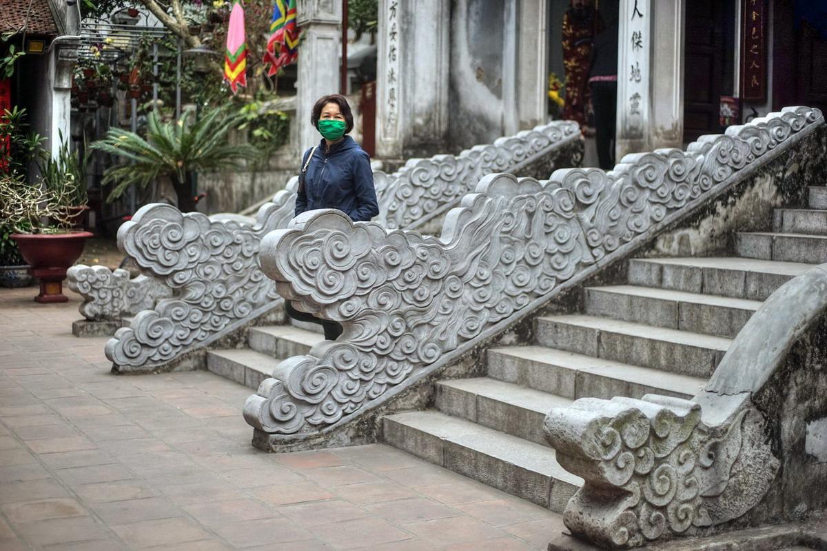 Chùm ảnh: Đền Kim Liên – trấn Nam huyền thoại của thành Thăng Long