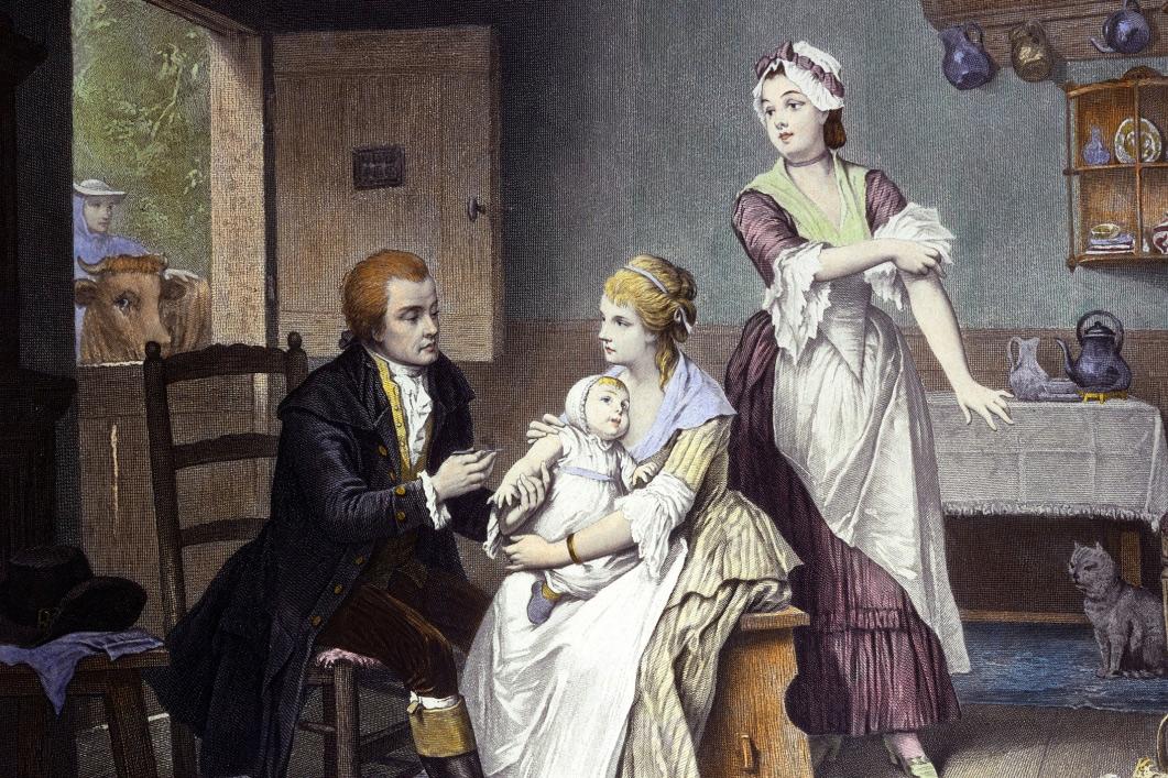 Sự thật bất ngờ về người đầu tiên tìm ra vắc xin