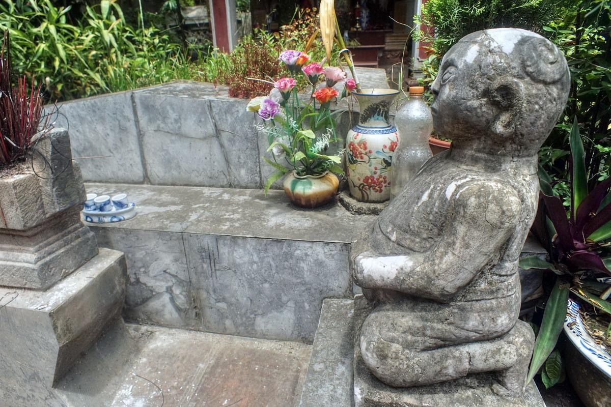 Chùm ảnh: Thăm nơi an nghỉ của Trạng Bùng – Phùng Khắc Khoan