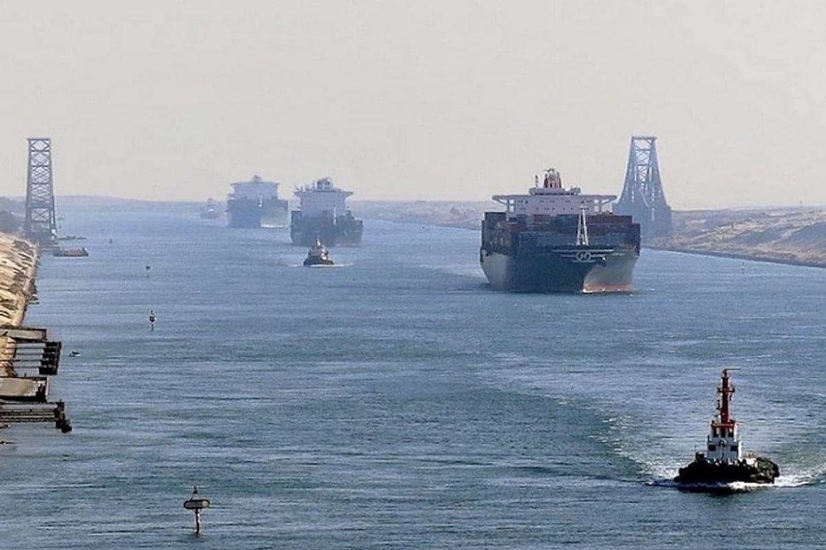 Nhìn lại cuộc khủng hoàng Kênh đào Suez năm 1956