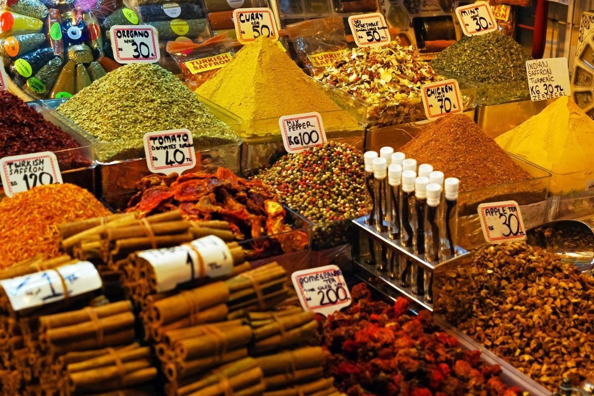 Chùm ảnh: Khám phá 4 khu chợ gia vị nổi tiếng trên thế giới