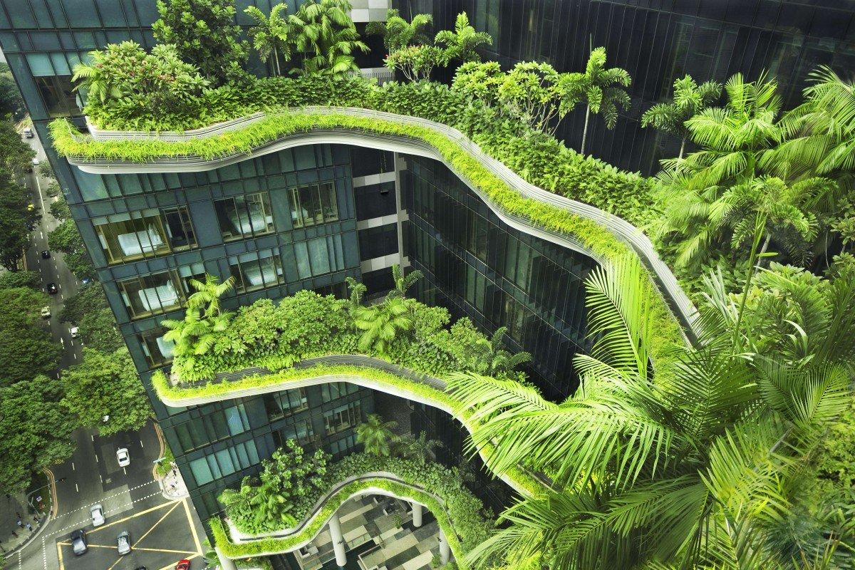 'Kiến trúc xanh' vì sự phát triển bền vững