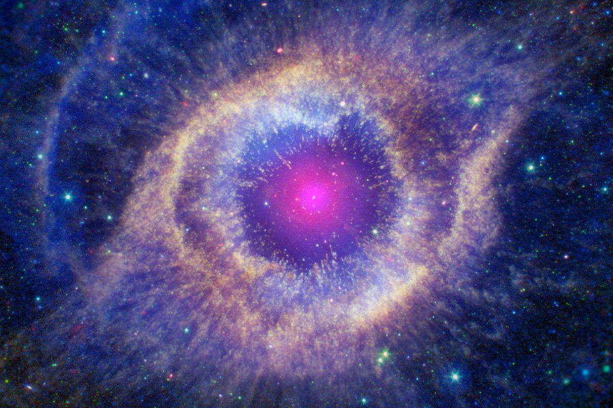 Vũ trụ dưới cái nhìn của Phật giáo