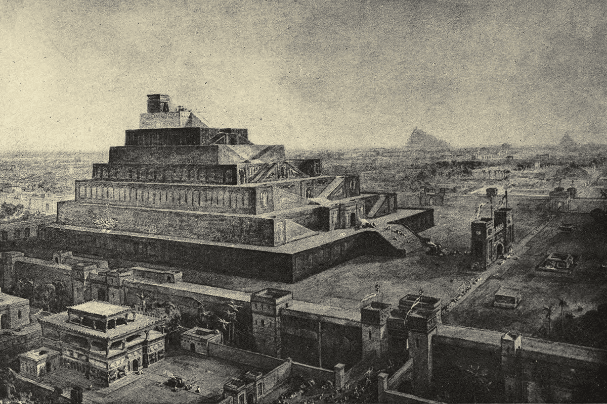 Không phải Ai Cập, Lưỡng Hà mới thực sự là cái nôi văn minh nhân loại