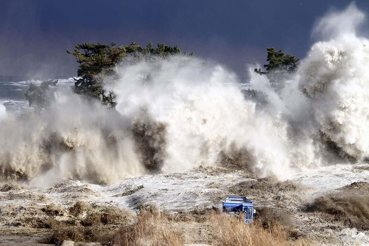 Hồi ức đau đớn về thảm họa động đất – sóng thần ở Nhật Bản 2011