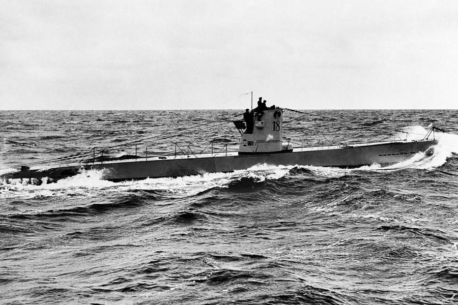 Chiến tích của tàu ngầm Đức Quốc xã ở bờ biển nước Mỹ